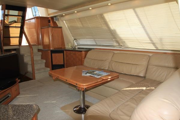 2003 Meridian 490 Pilothouse Photo 19 sur 62