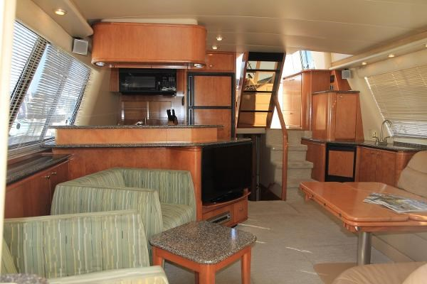 2003 Meridian 490 Pilothouse Photo 20 sur 62