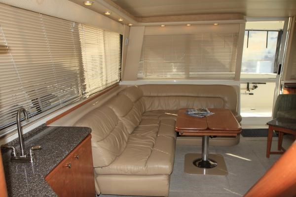 2003 Meridian 490 Pilothouse Photo 21 sur 62