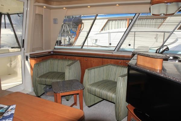 2003 Meridian 490 Pilothouse Photo 22 sur 62