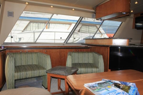 2003 Meridian 490 Pilothouse Photo 23 sur 62