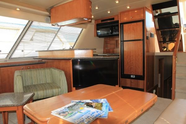 2003 Meridian 490 Pilothouse Photo 24 sur 62
