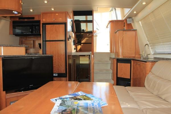 2003 Meridian 490 Pilothouse Photo 25 sur 62