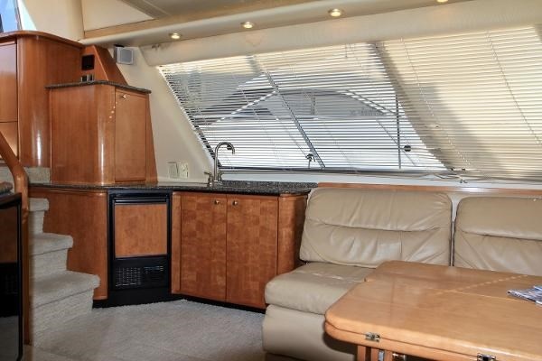 2003 Meridian 490 Pilothouse Photo 26 sur 62