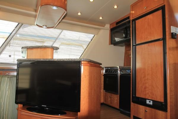 2003 Meridian 490 Pilothouse Photo 27 sur 62