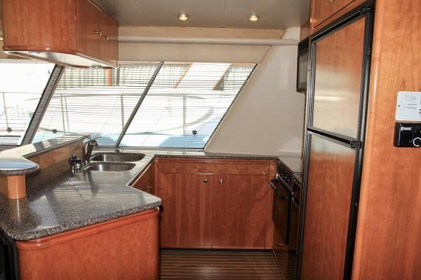 2003 Meridian 490 Pilothouse Photo 28 sur 62