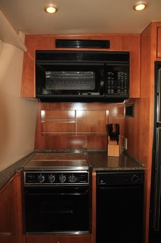 2003 Meridian 490 Pilothouse Photo 29 sur 62