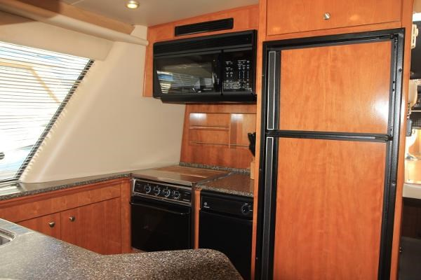 2003 Meridian 490 Pilothouse Photo 31 sur 62