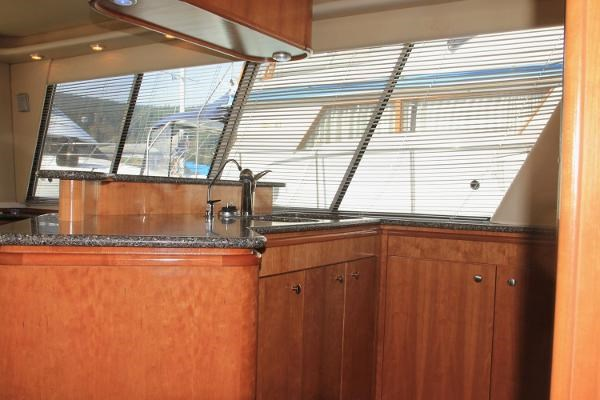 2003 Meridian 490 Pilothouse Photo 32 sur 62