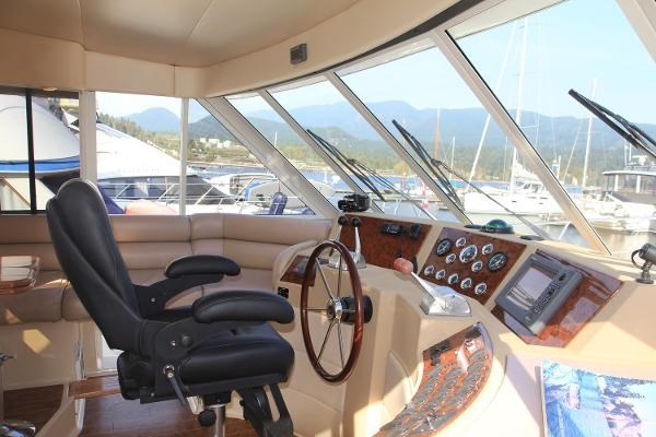 2003 Meridian 490 Pilothouse Photo 37 sur 62