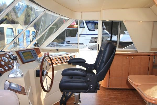 2003 Meridian 490 Pilothouse Photo 42 sur 62