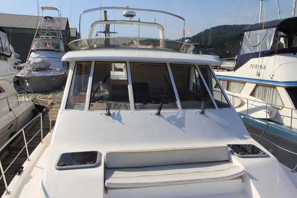2003 Meridian 490 Pilothouse Photo 46 sur 62