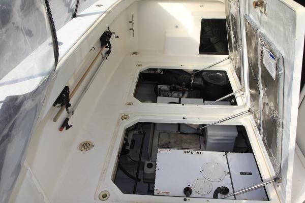 2003 Meridian 490 Pilothouse Photo 61 sur 62