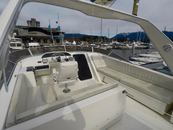 2003 Meridian 490 Pilothouse Photo 51 sur 62