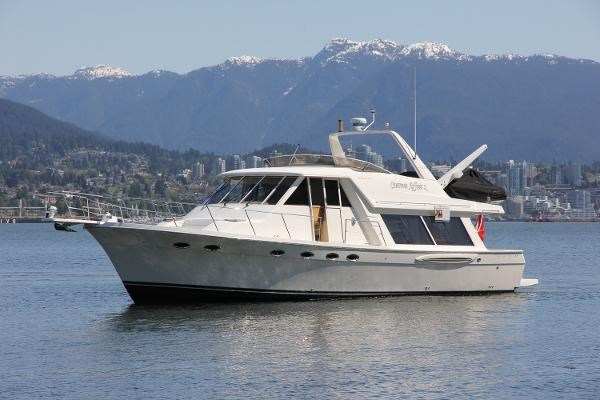 2003 Meridian 490 Pilothouse Photo 1 sur 62