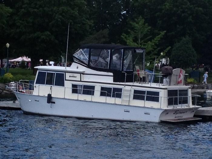 1970 Whitcraft 39ft houseboat Photo 2 of 8