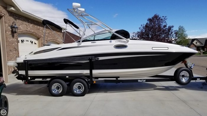 2012 Sea Ray 260 SD Photo 18 sur 20
