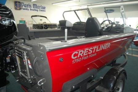 2019 Crestliner Fish Hawk 1750 WT Photo 3 of 23