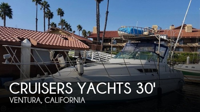1989 Cruisers Yachts 3270 Esprit Photo 1 of 20