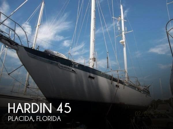 1979 Hardin 45 Photo 1 sur 20