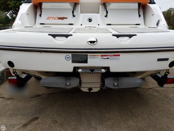 2011 Sea-Doo Challenger 210SP Photo 14 sur 20