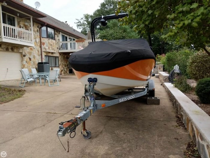 2011 Sea-Doo Challenger 210SP Photo 20 sur 20