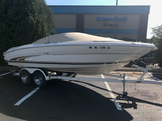 1999 Sea Ray 210/BRSS Photo 1 of 10