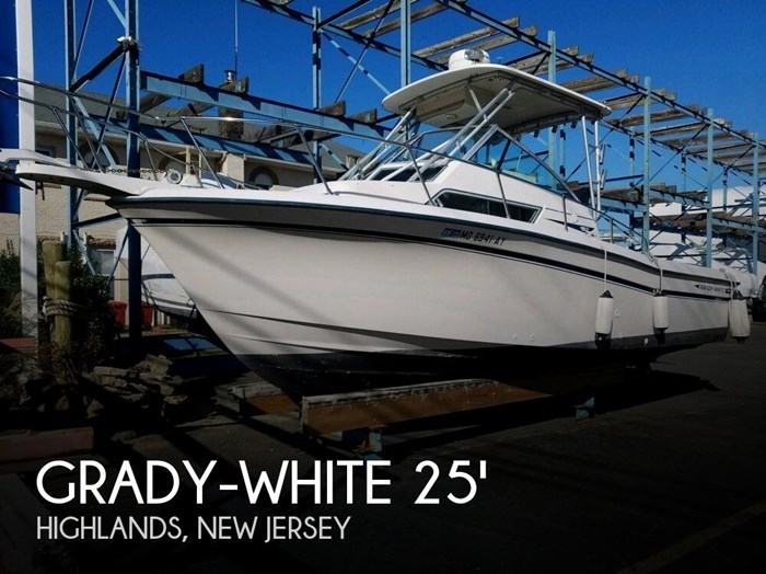 1992 Grady-White Sailfish 254 Photo 1 of 20