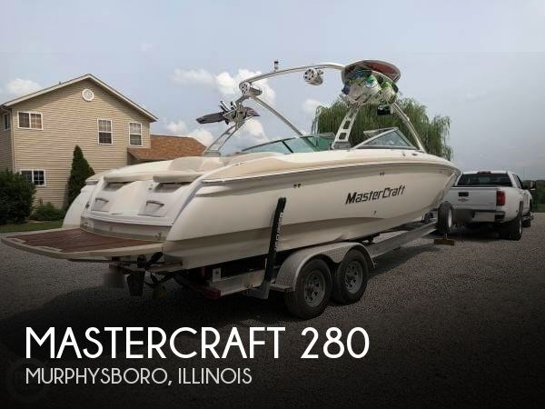 2004 Mastercraft MariStar 280 VLD Photo 1 sur 21