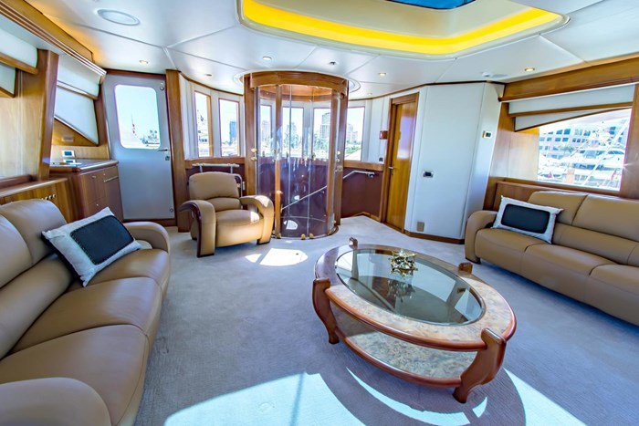 2006 Sensation Yachts CABERNET Photo 22 sur 69