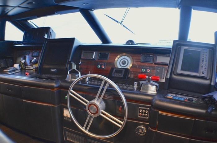 1990 Broward Raised Bridge Motor Yacht Photo 9 sur 58