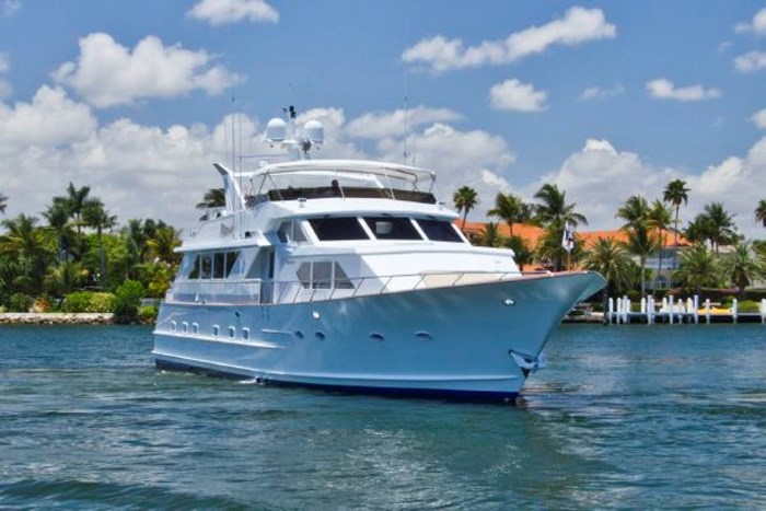 Broward 1989 Used Boat for Sale in Fort Lauderdale, Florida - BoatDealers ca