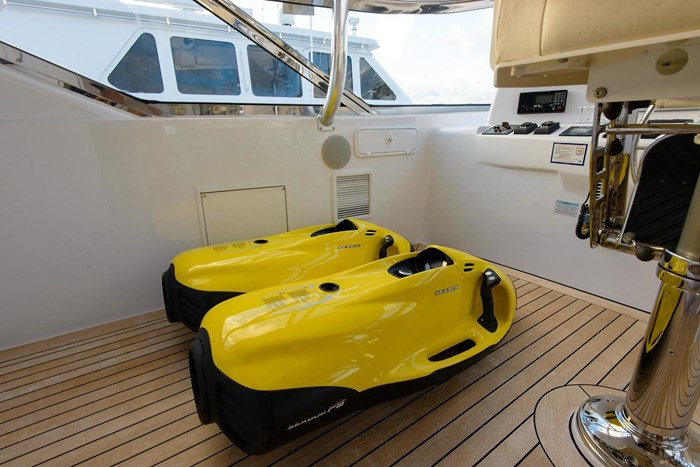 2013 Hatteras 80 Motor Yacht Photo 46 sur 66