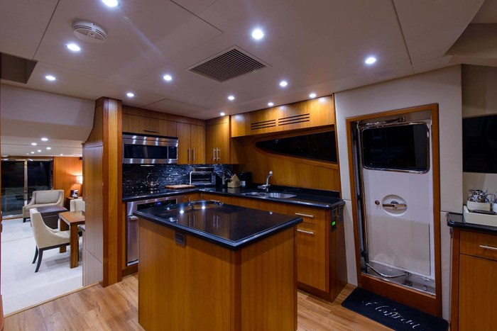 2013 Hatteras 80 Motor Yacht Photo 52 sur 66