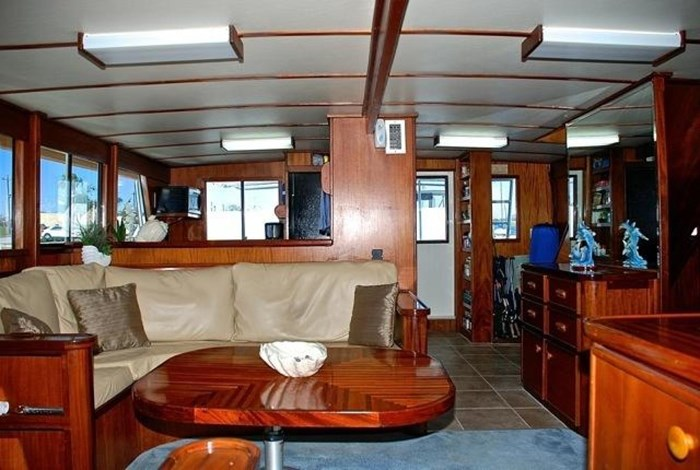 2001 Infinity Cockpit Motor Yacht Photo 6 of 57