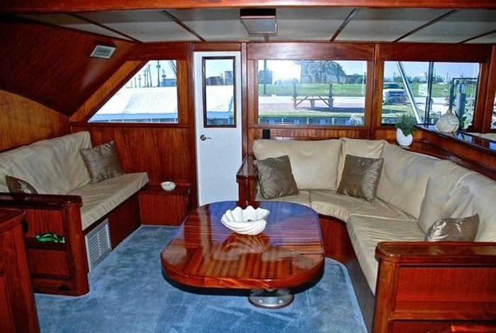 2001 Infinity Cockpit Motor Yacht Photo 9 of 57