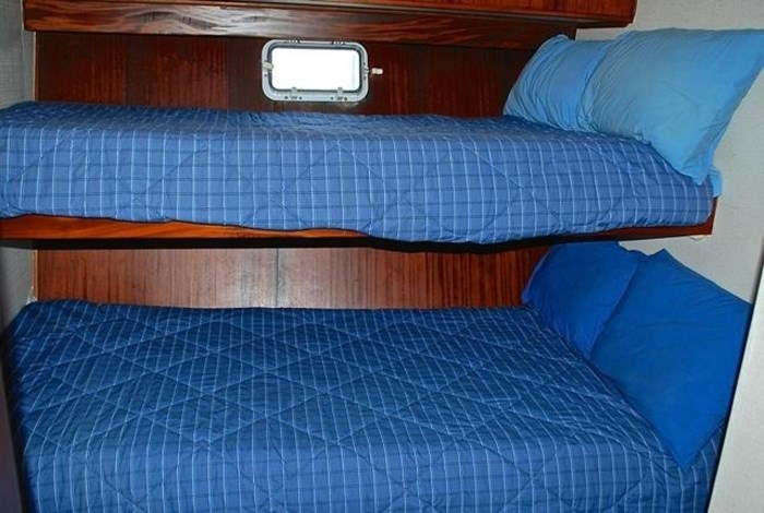 2001 Infinity Cockpit Motor Yacht Photo 12 of 57