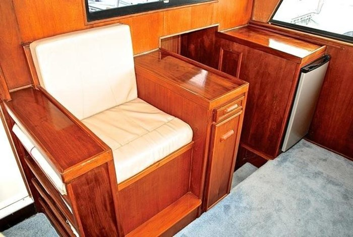 2001 Infinity Cockpit Motor Yacht Photo 31 of 57