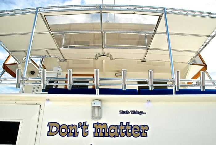 2001 Infinity Cockpit Motor Yacht Photo 38 of 57