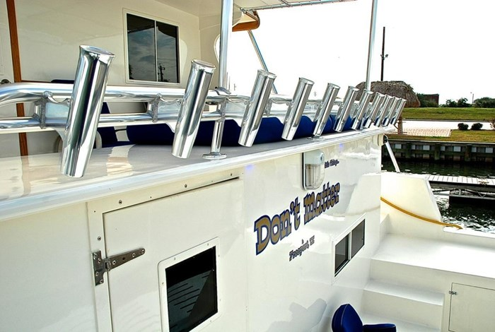 2001 Infinity Cockpit Motor Yacht Photo 42 of 57