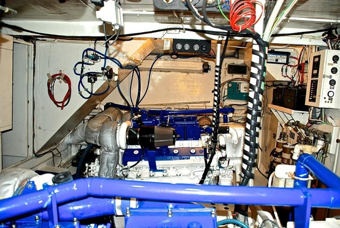 2001 Infinity Cockpit Motor Yacht Photo 52 of 57