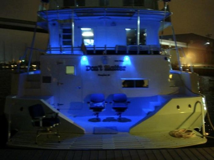 2001 Infinity Cockpit Motor Yacht Photo 57 of 57