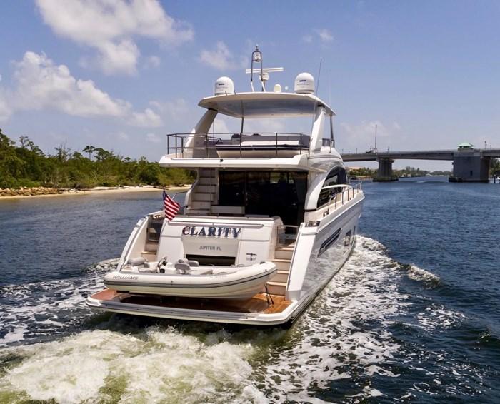 2015 Princess Flybridge 68 Motoryacht Photo 37 sur 39