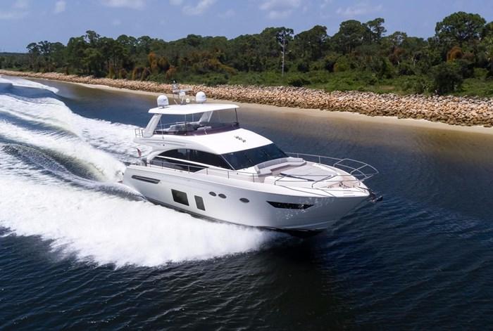2015 Princess Flybridge 68 Motoryacht Photo 39 sur 39