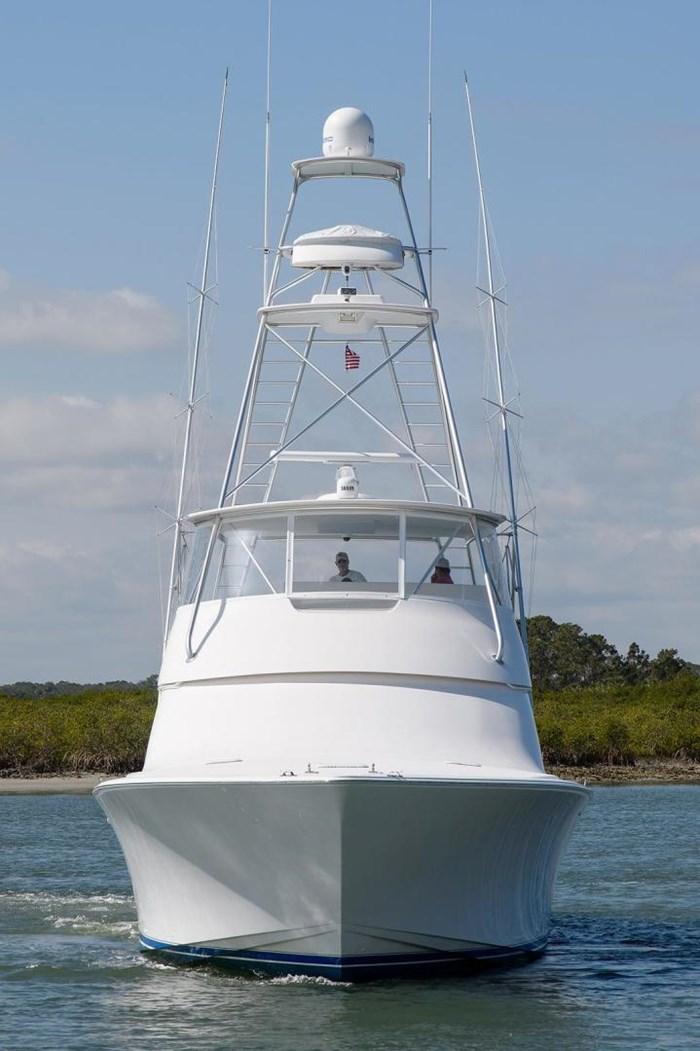 2008 Viking Yachts Convertible Photo 2 sur 42