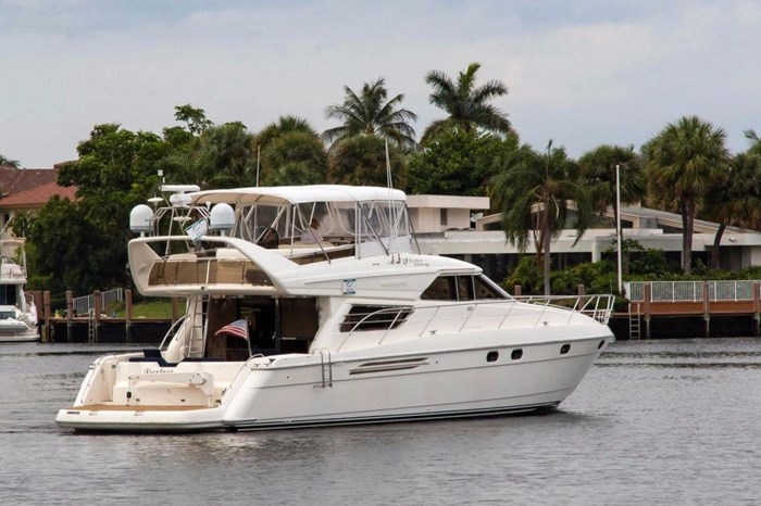 2001 Viking Yachts Sport Cruiser VSC60 Photo 2 of 54