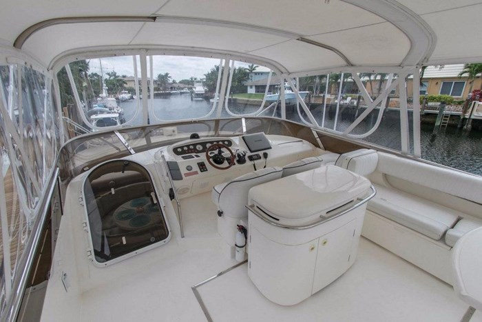 2001 Viking Yachts Sport Cruiser VSC60 Photo 8 of 54