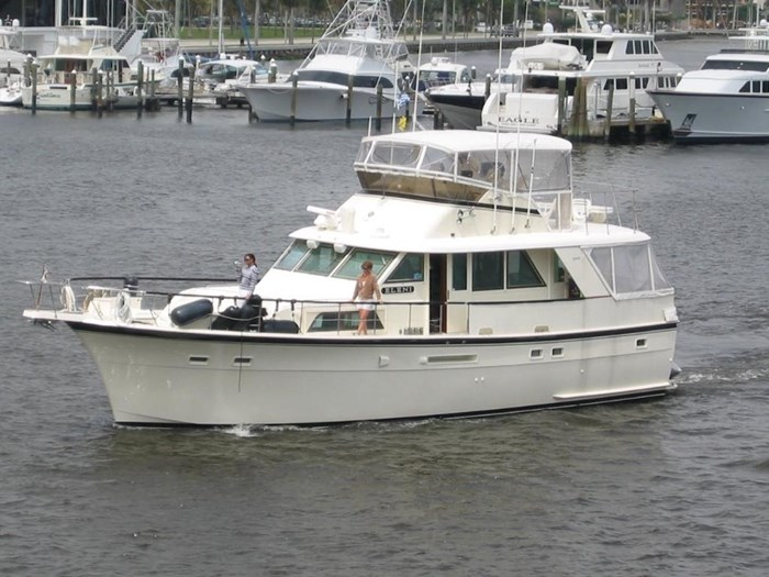 1979 Hatteras 53 Motor Yacht Photo 1 of 27