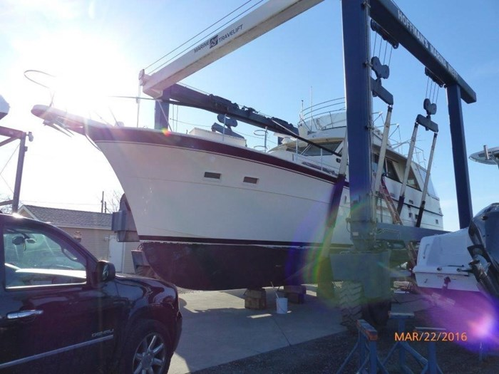 1979 Hatteras 53 Motor Yacht Photo 2 of 27