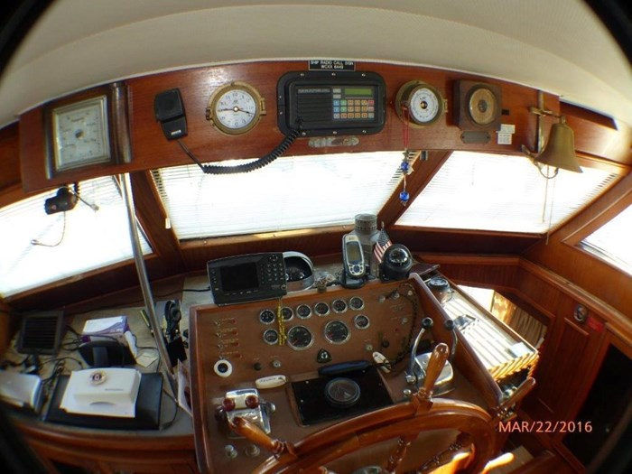 1979 Hatteras 53 Motor Yacht Photo 13 of 27
